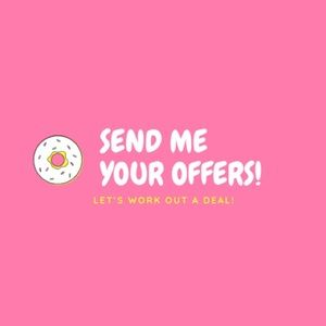 Send Me Your Offers!